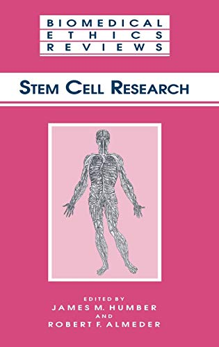 Stem Cell Research 9781588294012