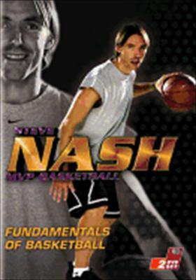 Steve Nash MVP Basketball