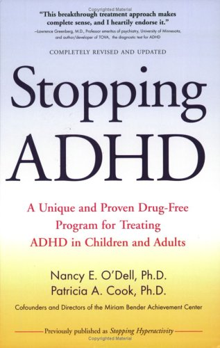 Stopping ADHD 9781583331972