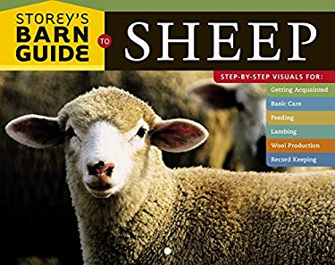Storey's Barn Guide to Sheep 9781580178495