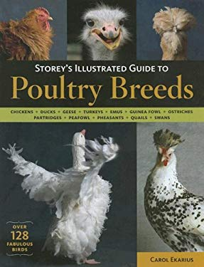 Storey's Illustrated Guide to Poultry Breeds 9781580176682