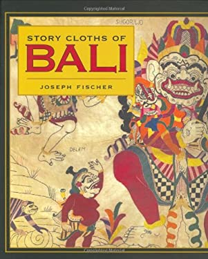 Story Cloths of Bali 9781580084871
