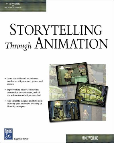 Storytelling Through Animation 9781584503941