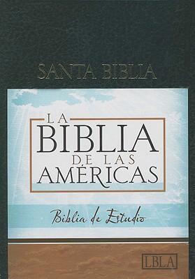 Study Bible-Lbla 9781586403546