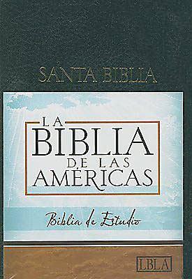 Study Bible-Lbla 9781586403553