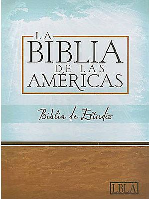 Study Bible-Lbla 9781586403584