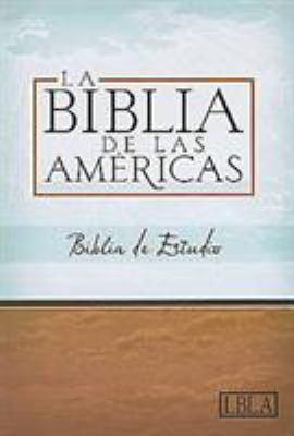 Study Bible-Lbla 9781586403614