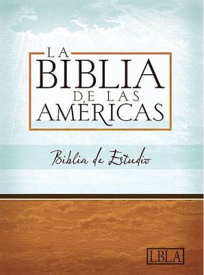 Study Bible-Lbla 9781586403621