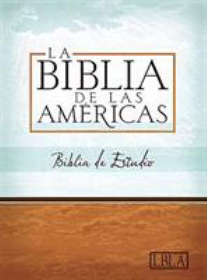 Study Bible-Lbla 9781586403638