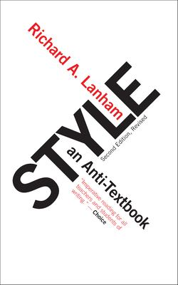 Style: An Anti-Textbook