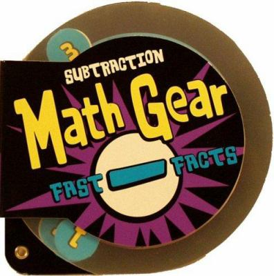 Math Gear: Fast Facts - Subtraction