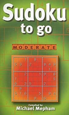 Sudoku to Go Moderate 9781585677924