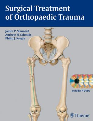 Surgical Treatment of Orthopaedic Trauma [With 4 DVDs] 9781588903075
