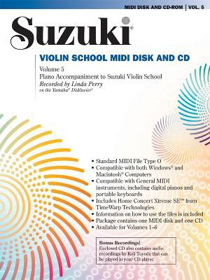 Suzuki Violin School, Vol 5