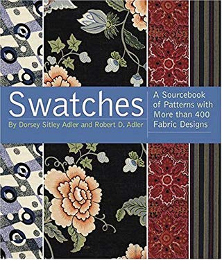 Swatches: A Sourcebook of Patterns with More Than 600 Fabric Designs 9781584794196