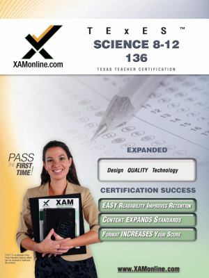 TExES Science 8-12 136 9781581979312