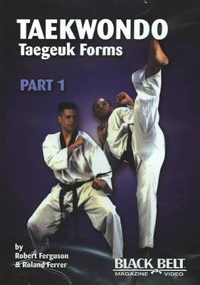 Tae Kwon Do (Taegeuk) Forms 1 9781581333831