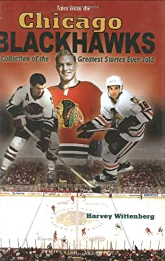 Tales from the Chicago Blackhawks 9781582615240