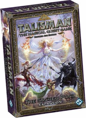 Talisman: The Sacred Pool 9781589949317