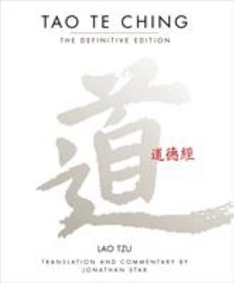 Tao Te Ching: The Definitive Edition 9781585422692