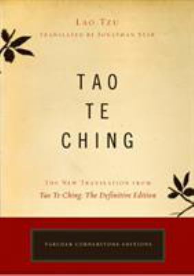 Tao Te Ching: The New Translation from Tao Te Ching: The Definitive Edition 9781585426188