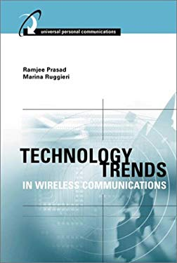 Technology Trends in Wireless Communications 9781580533522
