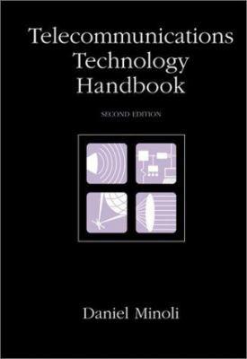 Telecommunications Technology Handbook 9781580535281