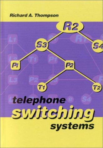Telephone Switching Systems 9781580530880