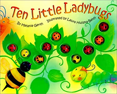 Ten Little Ladybugs 9781581170917