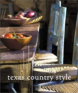 Texas Country Style 9781586850135