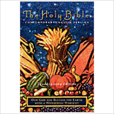 Thanksgiving Bible-CEV 9781585168415