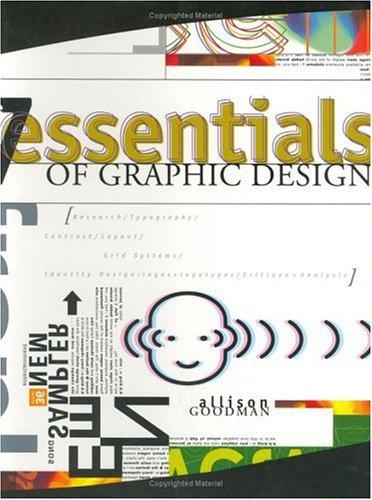 The 7 Essentials of Graphic Design 9781581801248
