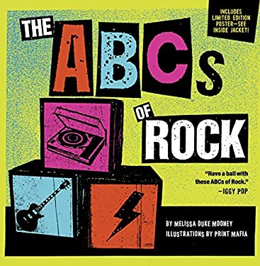 The ABCs of Rock 9781582462936