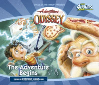 The Adventure Begins: The Early Classics 9781589970700