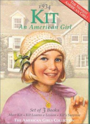 The American Girls Kit Boxed Set