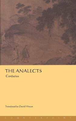 The Analects 9781582430386