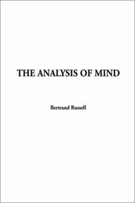 The Analysis of Mind 9781588277091