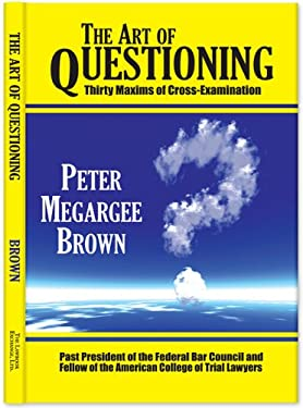 The Art of Questioning 9781584778622