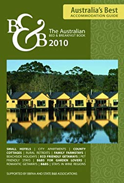 The Australian Bed & Breakfast Book 9781589807938