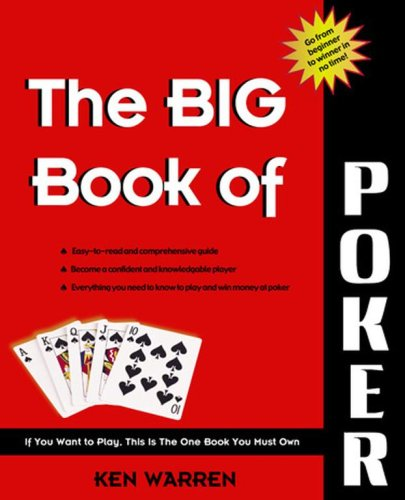 The Big Book of Poker 9781580421133