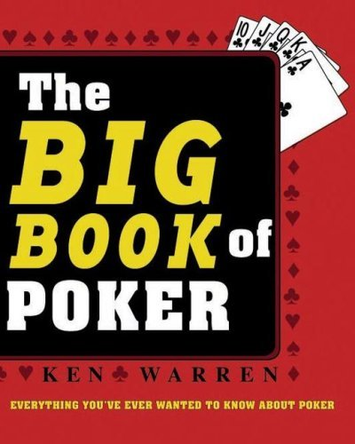 The Big Book of Poker 9781580422192