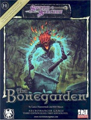The Bonegarden 9781588469939