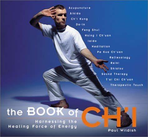 The Book of Ch'i: Harnessing the Healing Forces of Energy 9781582900292