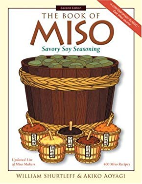The Book of Miso 9781580083362