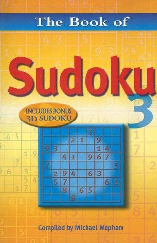 The Book of Sudoku 9781585677832