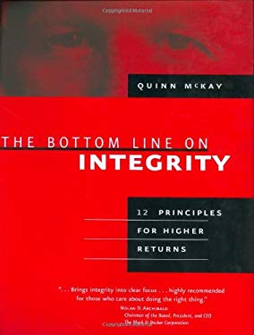 The Bottom Line on Integrity 9781586853808