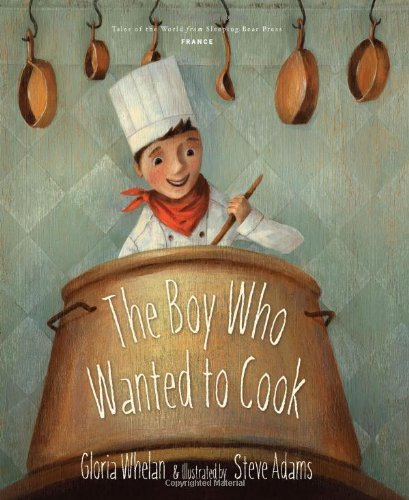 Boy Who Wanted to Cook