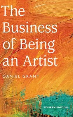 The Business of Being an Artist 9781581156737