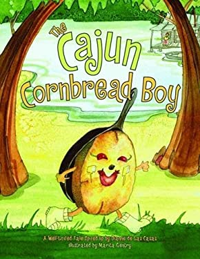 The Cajun Cornbread Boy 9781589802247