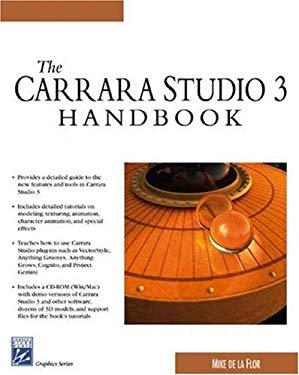 The Carrara Studio 3 Handbook 9781584503101